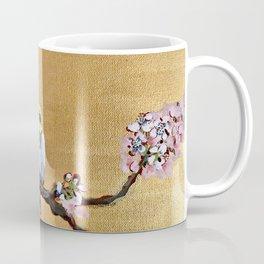 Cherry Blossom Chicks Coffee Mug