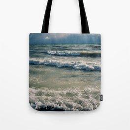 Port Hope Waves Tote Bag
