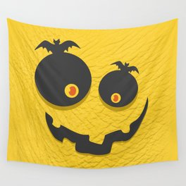 Scary Halloween Wall Tapestry