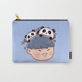 Panda Boy Carry-All Pouch