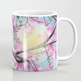 Pink tree Coffee Mug