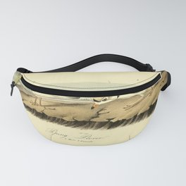 Piping Plover9 Fanny Pack