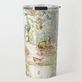 The World Of Beatrix Potter Travel Mug