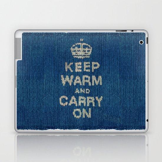 Winter Lovers II Laptop & iPad Skin