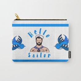 Beard Boy: Hello Sailor Carry-All Pouch