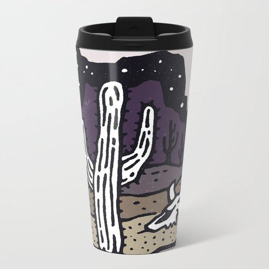 Arizona Metal Travel Mug