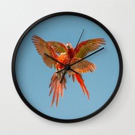 INFLIGHT FIGHT Wall Clock