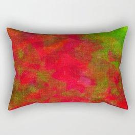 Agitated Rectangular Pillow