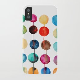Planets iPhone Case