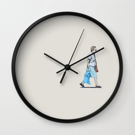 Abuela Wall Clock