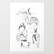 Untitled2 Art Print