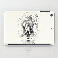revolution iPad Cases featuring Revolution! by Rilke Guillén