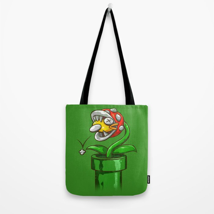 WRONG PIPE Tote Bag