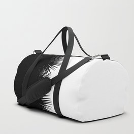 Side Fringe Duffle Bag