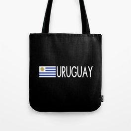 Uruguay: Uruguaya Flag & Uruguay Tote Bag