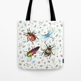 Insectopia Tote Bag