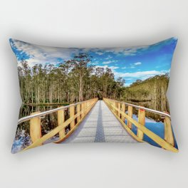 Wetlands (2) Rectangular Pillow