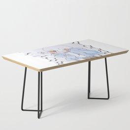 Sans - Undertale Friends -Pen Drawn Coffee Table