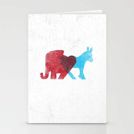 Share Opinions Stationery Cards