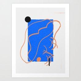 Tulpak #1 Art Print