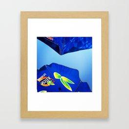 Cover me Framed Art Print