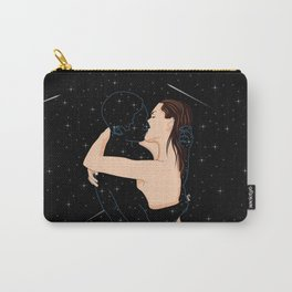Universal French Kiss Carry-All Pouch