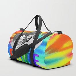 Male Pride Couple Duffle Bag