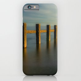 Seascape Wales iPhone Case