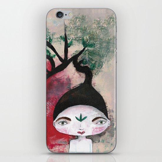 Love-Bhoomie iPhone & iPod Skin