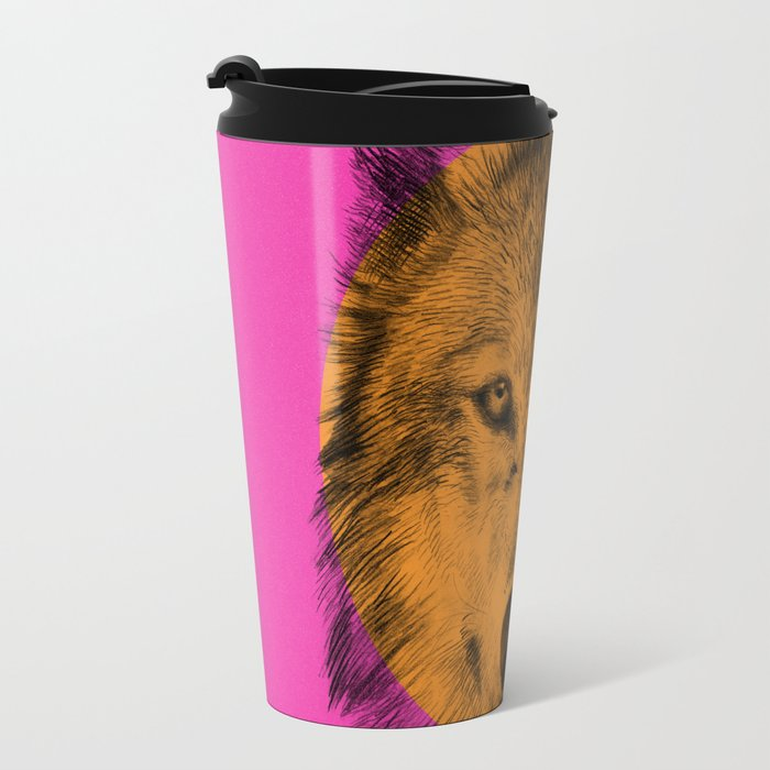 Wild 7 - by Eric Fan and Garima Dhawan Travel Mug