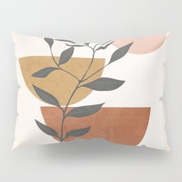 Branch and Elements Pillow Sham