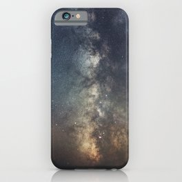 Portrait of a Galaxy iPhone Case