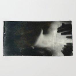 inner light Beach Towel