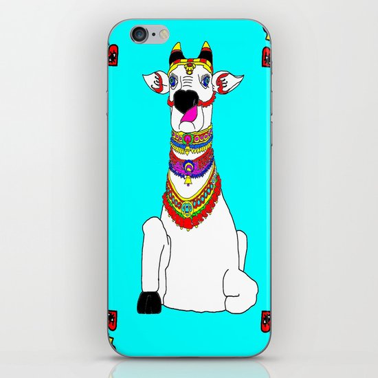 The Holy Cow iPhone & iPod Skin