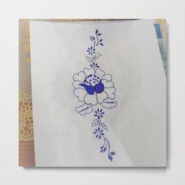Bloemenkunst Metal Print