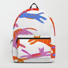Cartwheel kitties Backpack
