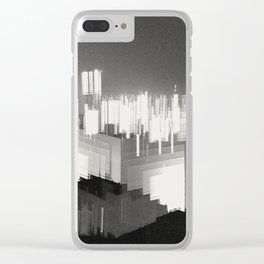 Growth. 130_16 Clear iPhone Case
