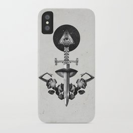Drawing Down the Moon iPhone Case