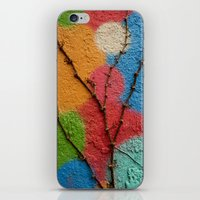 polka dots iPhone & iPod Skins featuring Polka Dots by Shy Photog