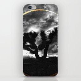 Sacred Joshua Tree — Icons & Relics. iPhone Skin