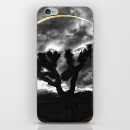 Sacred Joshua Tree — Icons & Relics. iPhone Skin