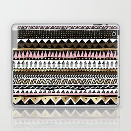 Boho Geometric Stripe Laptop & iPad Skin