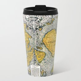 World Map 1531 Travel Mug