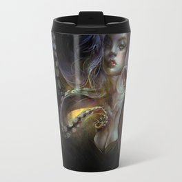Unfortunate souls - Ursula octopus Travel Mug