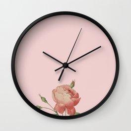 Effortless Beauty Wall Clock