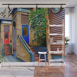 Stairs to Nowhere  -  Greenwich London Wall Mural