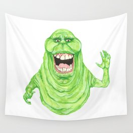 Ghostbusters - Slimer Wall Tapestry