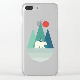 Bear You Clear iPhone Case