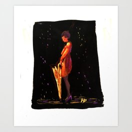 In The Mood for Love! Art Print