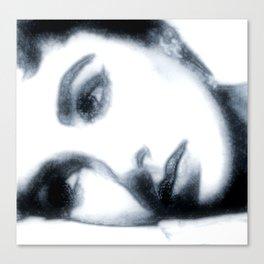 Elizabeth Taylor  2 Canvas Print
